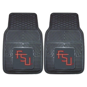 Florida State Seminoles 2-Pc Vinyl Car Mat Set