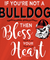Georgia Bulldogs Bless Your Heart Tshirt