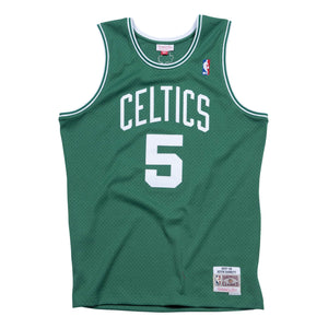 Boston Celtics Kevin Garnett Mitchell and Ness Jersey