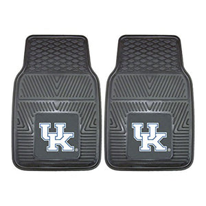 Kentucky Wildcats 2-Pc Vinyl Car Mat Set