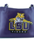 LSU Tigers Purse - Vinyl
