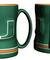 Miami Hurricanes 14 oz. Coffee Mug