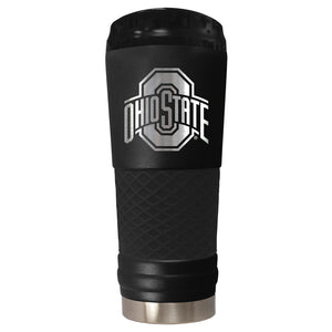 Ohio State Buckeyes 24oz. Stealth Black Cup Mug