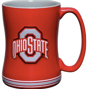 Ohio State Buckeyes 14 oz. Coffee Mug