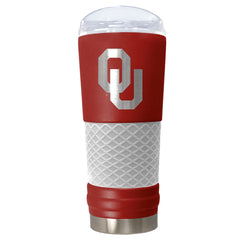 Oklahoma Sooners 24oz. Powder Coated Cup Mug