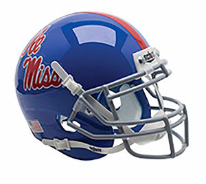 Ole Miss Rebels Alt Schutt Replica Helmet