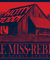 Ole Miss Rebels Hotty Toddy Barn Tshirt