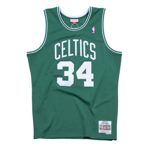 Boston Celtics Paul Pierce Mitchell and Ness Jersey