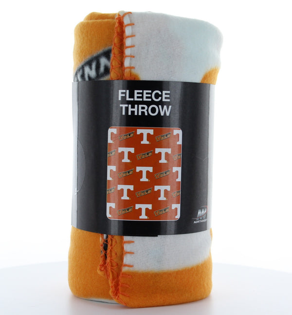 Tennessee Volunteers Fleece Throw Blanket