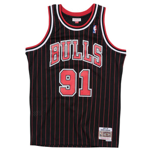 Chicago Bulls Dennis Rodman Mitchell and Ness Jersey - 3 colors