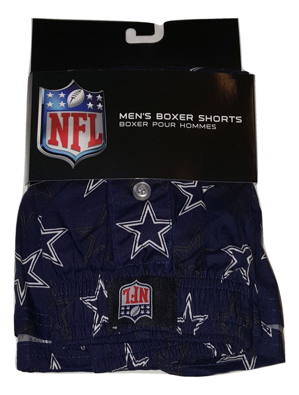 Dallas Cowboys NFL Logo Boxer Shorts for Men