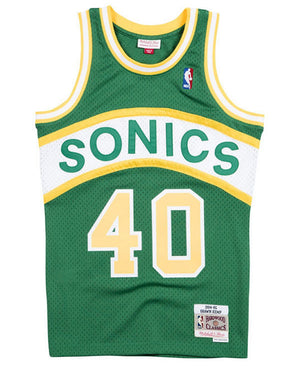 Seattle Supersonics Shawn Kemp 94-95 Mitchell and Ness Jersey