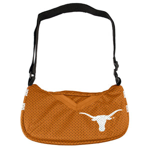 Texas Longhorns Jersey Purse