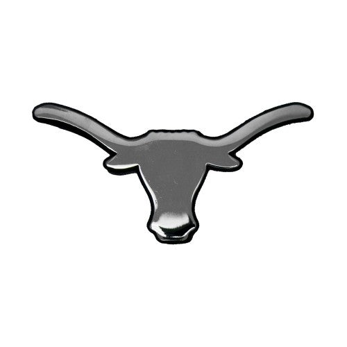 Texas Longhorns Metal Auto Emblem