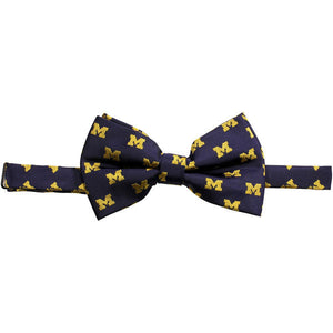 Michigan Wolverines Repeat Bow Tie