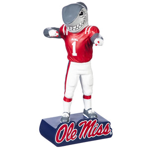 Ole Miss Rebels Mascot Statue