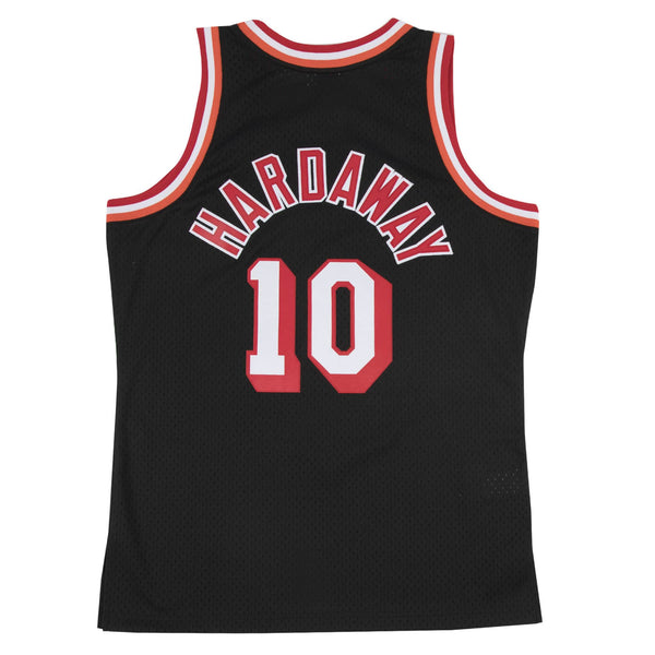 Miami Heat Tim Hardaway Mitchell and Ness Jersey