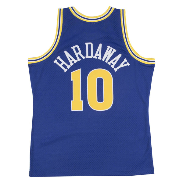 Golden State Warriors Tim Hardaway Mitchell and Ness Jersey