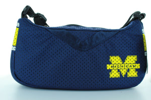Michigan Wolverines Team Jersey Purse