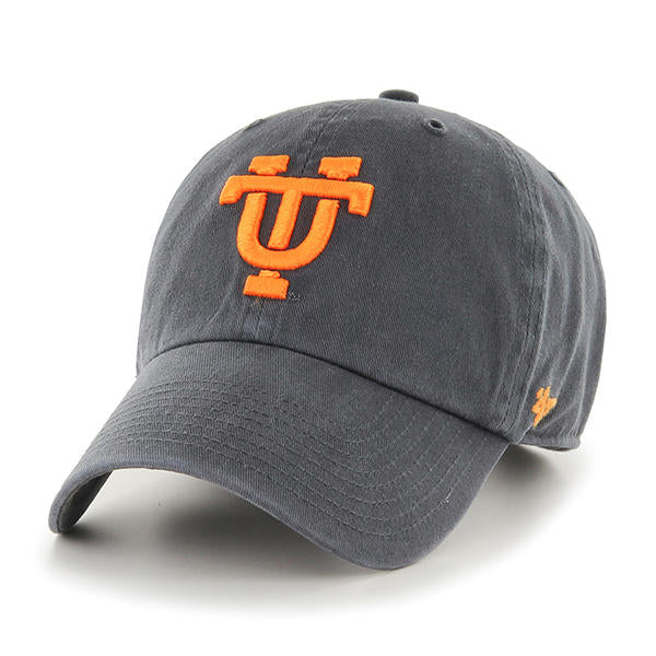 Tennessee Volunteers Vintage Charcoal Clean-up Hat