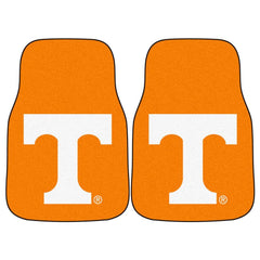 Tennessee Volunteers 2-Pc Carpet Car Mat Set