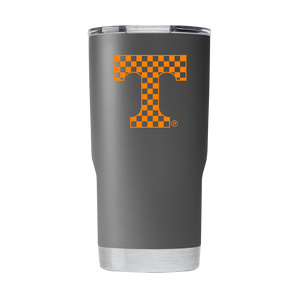 Tennessee Volunteers 20oz Tumbler Gray