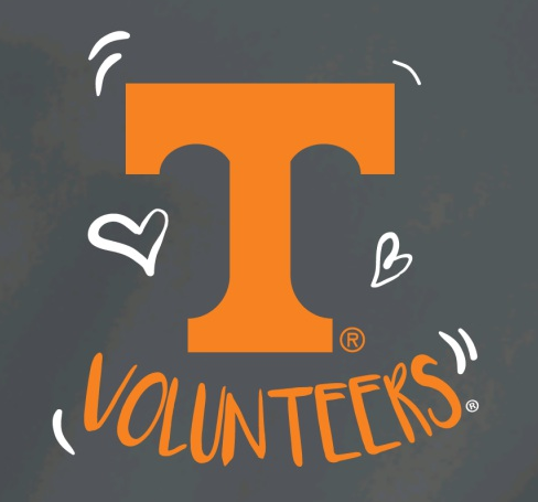 Tennessee Volunteers Where the Heart is T shirt