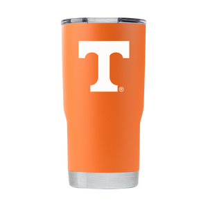 Tennessee Volunteers 20oz Tumbler Orange