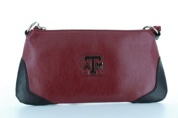 Texas A&M Aggies Purse Maroon and Black