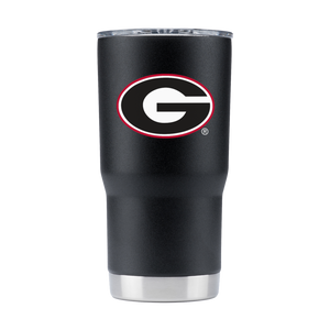 Georgia Bulldogs 20oz Tumbler Black