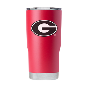 Georgia Bulldogs 20oz Tumbler Red
