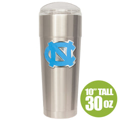 North Carolina Tar Heels 30oz. Stainless Party Cup Mug
