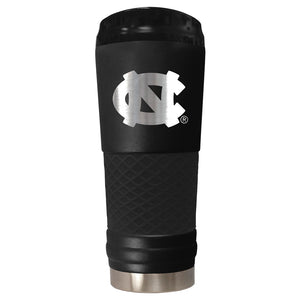 North Carolina Tar Heels 24oz. Stealth Black Cup Mug