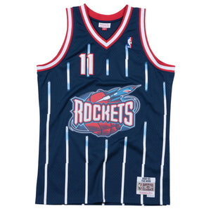 Houston Rockets Yao Ming Mitchell and Ness Jersey
