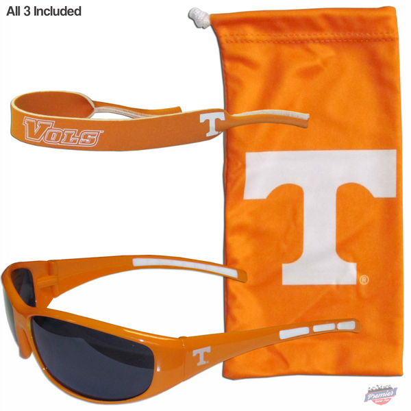 Tennessee Volunteers Sunglasses Bundle - 3 Items