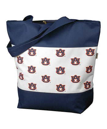 Auburn Tigers NCAA Campus Tote Bag