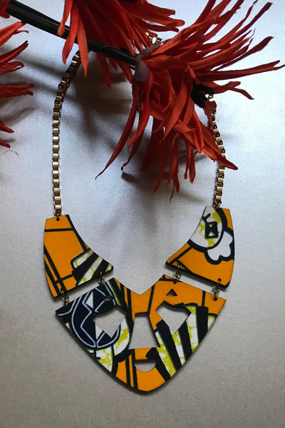 Solange Statement Necklace