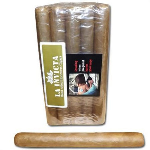 La Invicta - No 172 (Churchill) - Box of 25 - Tobacco UK - 1