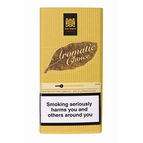 Mac Baren - Aromatic Choice - 40g Pouch - Tobacco UK