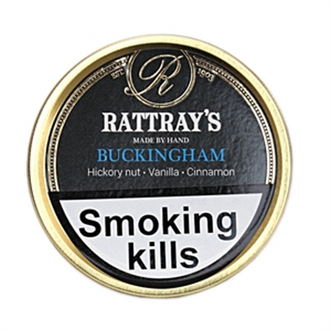 Rattrays - Buckingham  - 50g Tin - Tobacco UK