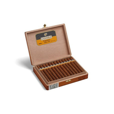 Cohiba - Exquisitos - Box of 25 - Tobacco UK - 1