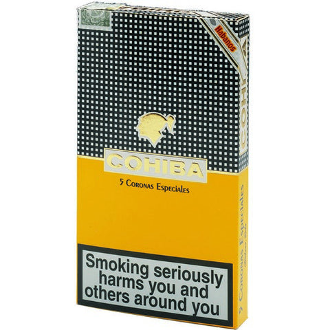 Cohiba - Corona Especiales - Box of 5 - Tobacco UK - 1