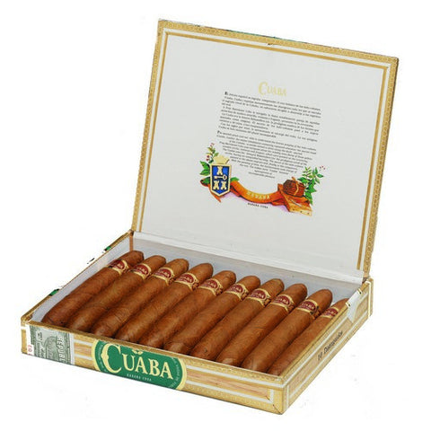 Cuaba - Distinguidos - Box of 10 - Tobacco UK - 1