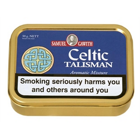 Samuel Gawith - Celtic Talisman - 50g Tin - Tobacco UK