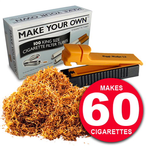 Loose Tobacco and Rolling Kit - Tobacco UK