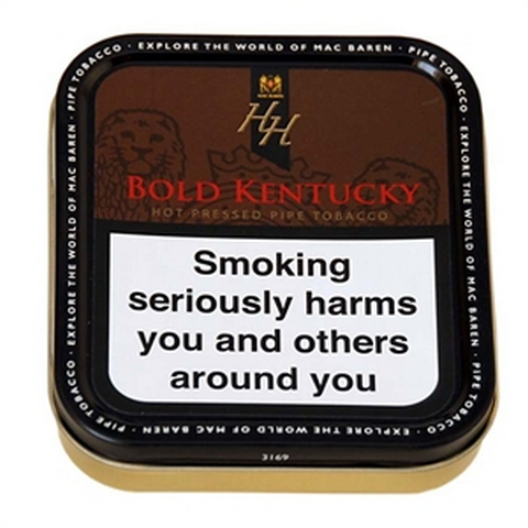 Mac Baren - HH Bold Kentucky  - 50g Tin - Tobacco UK