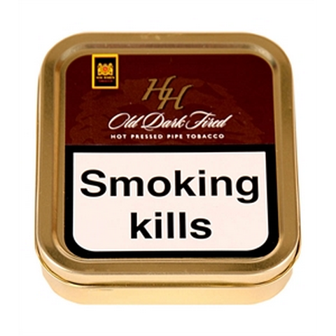 Mac Baren - HH Old Dark Fired - 50g Tin - Tobacco UK