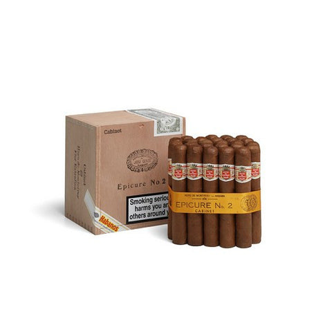 Hoyo De Monterrey - Epicure No 2 - Box of 25 - Tobacco UK - 1