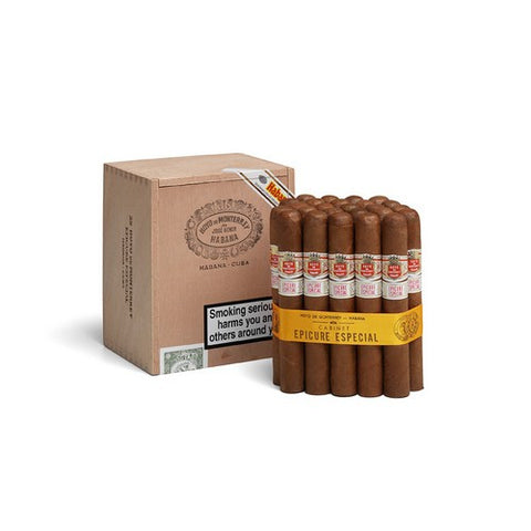 Hoyo De Monterrey - Epicure Especial - Box of 25 - Tobacco UK - 1