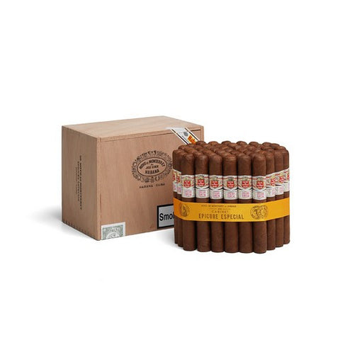 Hoyo De Monterrey - Epicure Especial - Box of 50 - Tobacco UK - 1